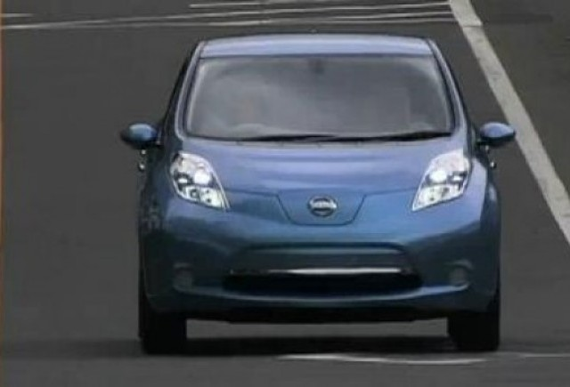 VIDEO: Nissan Leaf se prezinta