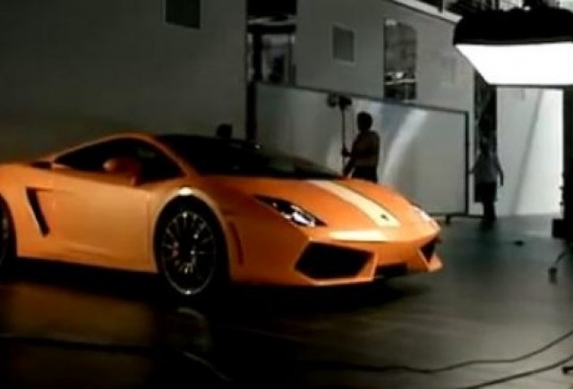 VIDEO: Lambo Gallardo LP 550-2 Valentino Balboni