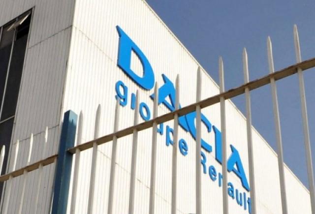 Dacia intrerupe productia pentru 1 luna