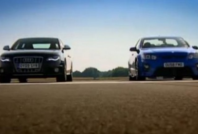 VIDEO: Comparativ la misto, by Top Gear