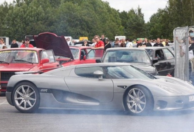 VIDEO: Koenigsegg CCR Evolution: 806 CP, 920 Nm