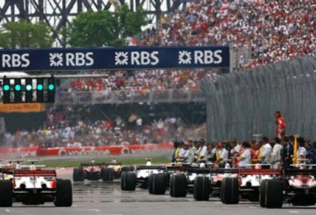 Canada revine in Formula 1 in 2010