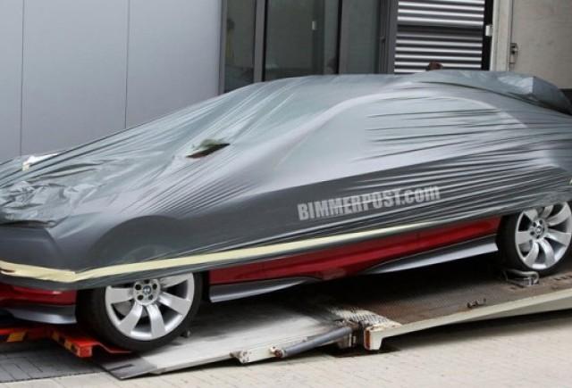 BMW pregateste un coupe sport pentru Frankfurt