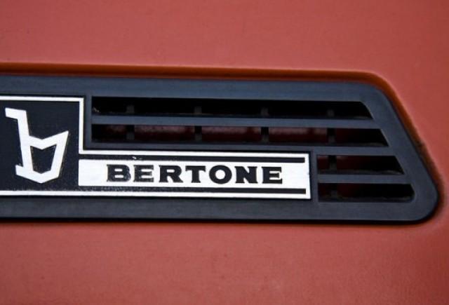 Oficial: Fiat detine Bertone