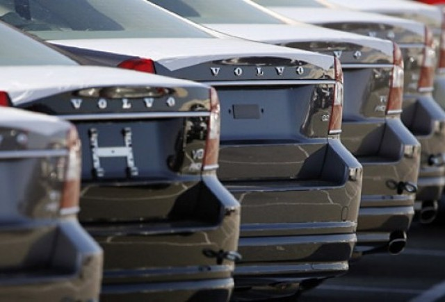 Chinezii au preluat Volvo