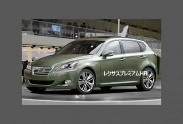 Lexus Compact Hatchback