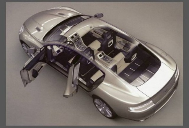 Avanpremiera Aston Martin Rapide