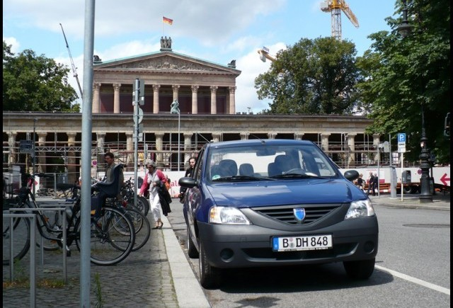 Reportaj: Logan pe strazile Berlinului