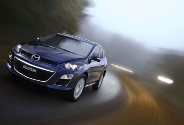 Mazda aduce la Frankfurt o noua tehnologie ecologica si CX-7 facelift