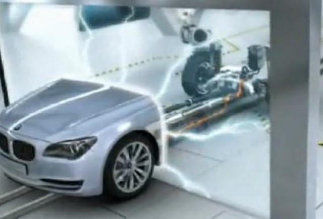 VIDEO: Totul despre BMW Seria 7 ActiveHybrid