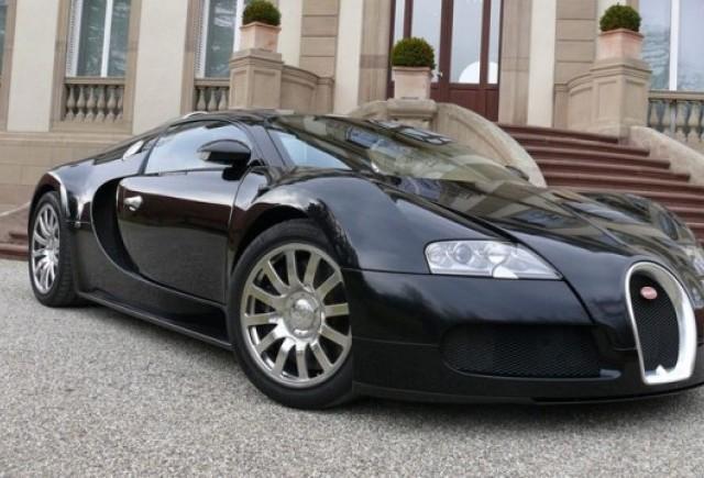 Jenson Button isi vinde Bugatti Veyron-ul