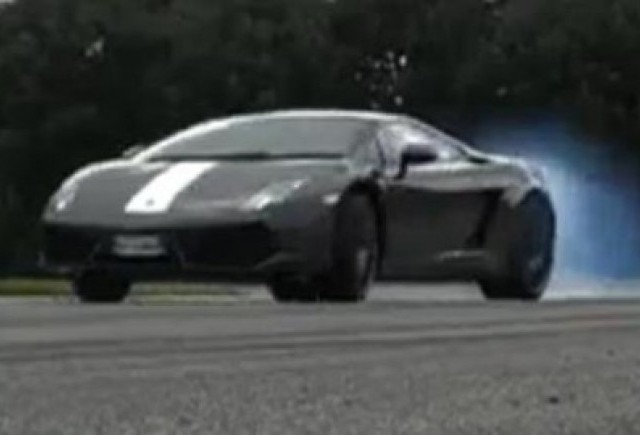 VIDEO: Autocar testeaza Lambo  Gallardo LP 550-2 Valentino Balboni