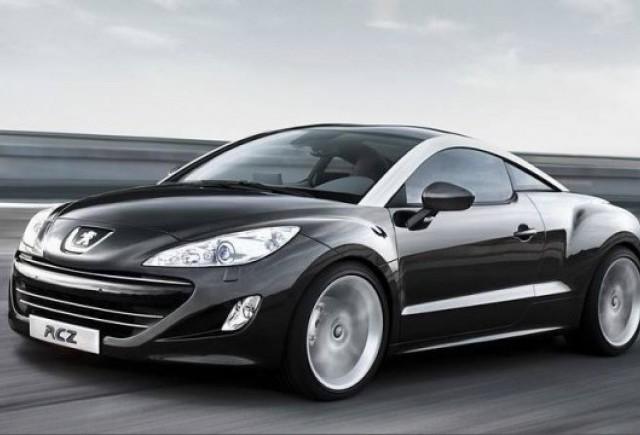 Avanpremiera Frankfurt: Peugeot RCZ Coupe