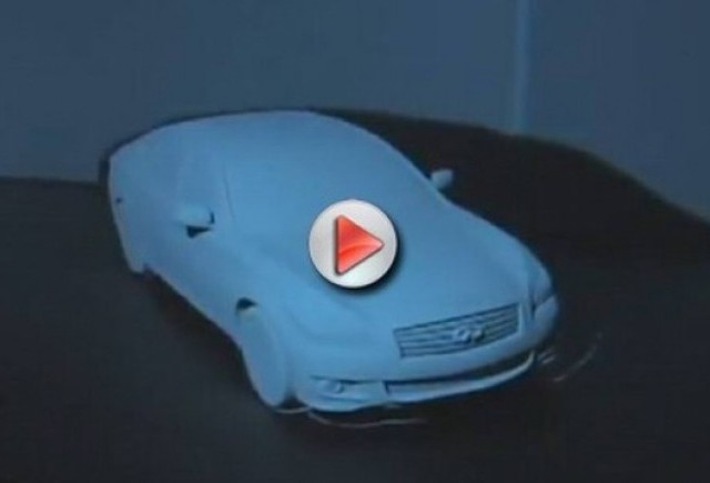 VIDEO: Infiniti M, lansarea oficiala