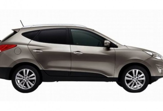 Avanpremiera Frankfurt: noul Hyundai Tucson ix35