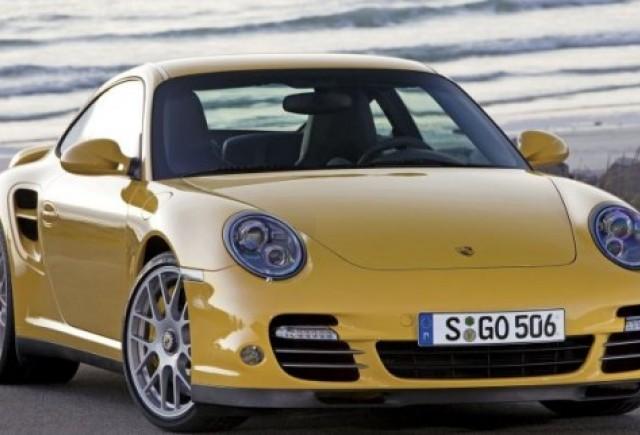 Noul Porsche 911 Turbo debuteaza la Salonul Auto de la Frankfurt