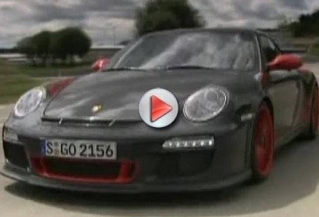 VIDEO: Porsche 911 GT3 RS