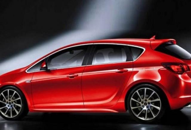 Primele fotografii: Opel Astra Irmscher