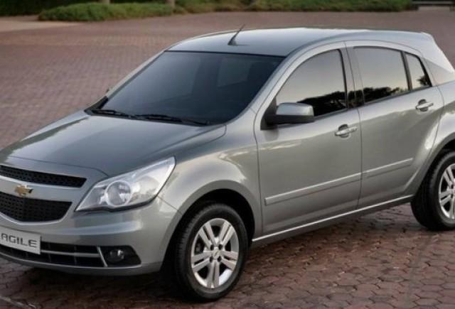 Primele impresii: Chevrolet Agile