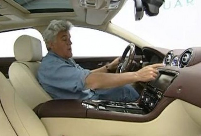 VIDEO: Jay Leno prezinta Jaguar XJ