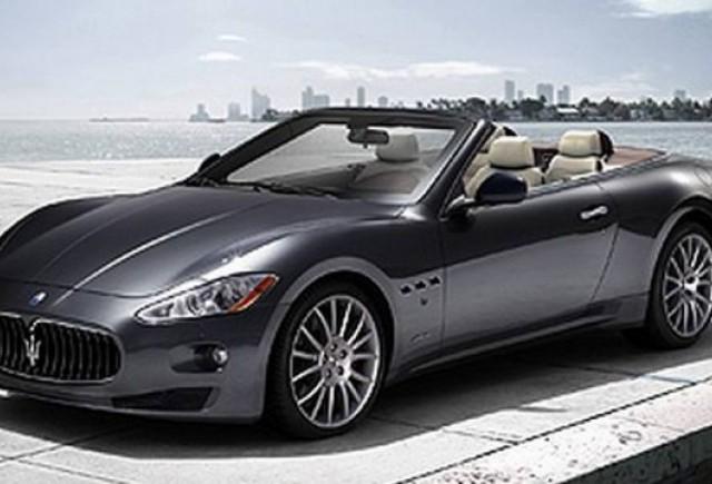 S-a lansat Maserati GranCabrio