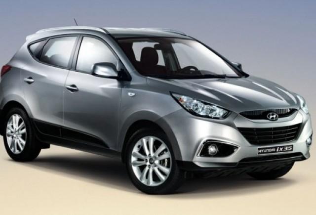 Prima imagine cu noul Hyundai ix35