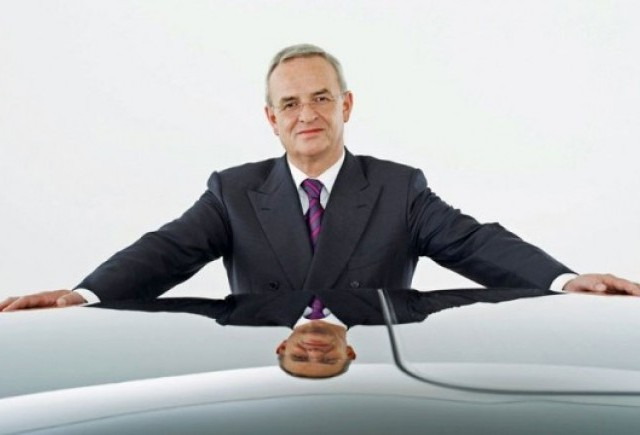 Seful VW propune trei noi modele Porsche