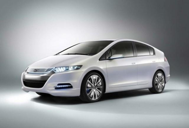 Honda Insight primeste punctaj maxim la testele Euro NCAP