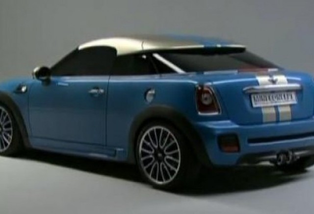 VIDEO: Mini Coupe Concept