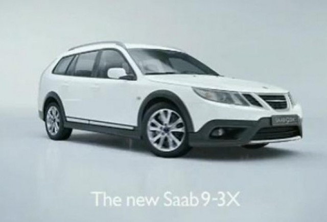 VIDEO: Promo genial la Saab 9-3