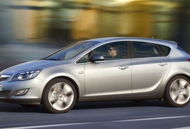 Noul Opel Astra vine la Frankfurt