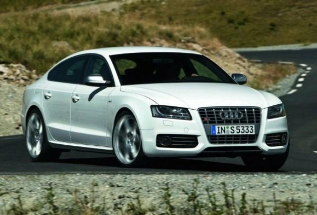 Iata noul Audi S5 Sportback!