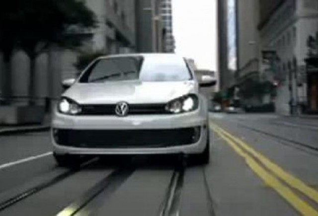VIDEO: Un nou promo la VW Golf GTI