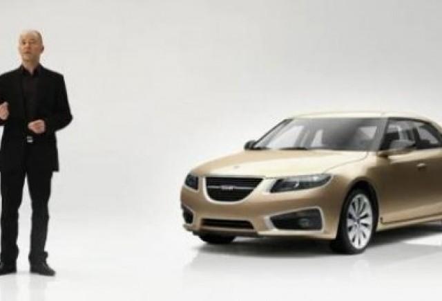VIDEO: Noul Saab 9-5 se prezinta