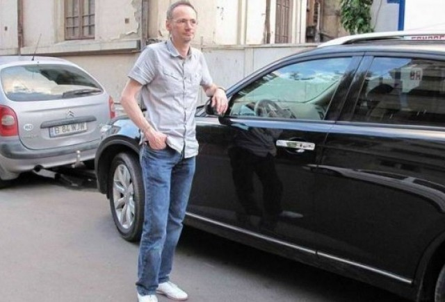 EXCLUSIV: Vedete si masini - Mihai Albu
