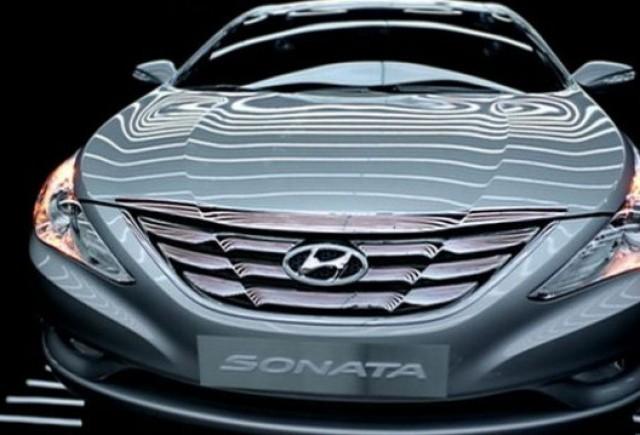 Iata noul Hyundai i40!