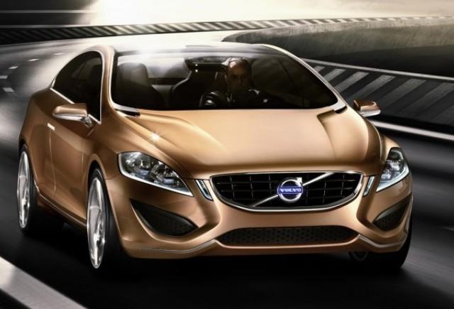 Volvo nu are bani sa aduca S60 la Frankfurt