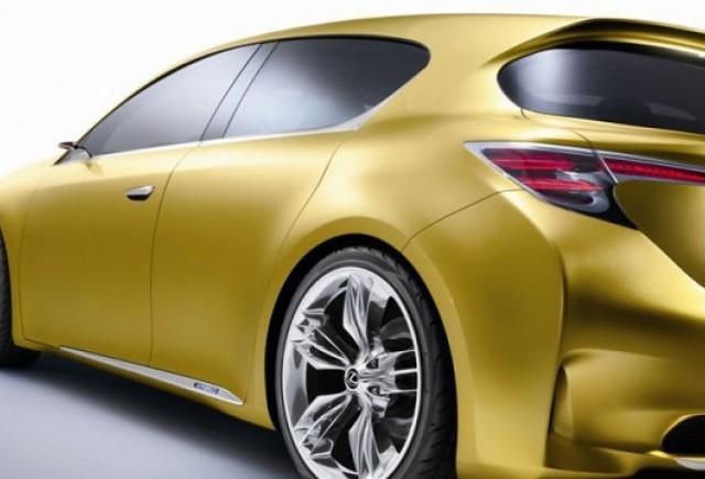 Conceptul Lexus LF-Ch vine la Frankfurt