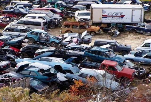 Doar 9.649 de masini au fost scoase din uz in etapa a doua a programului Rabla