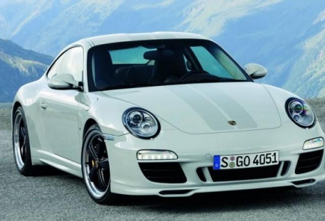 VIDEO: Porsche 911 Sport Classic vine la Frankfurt