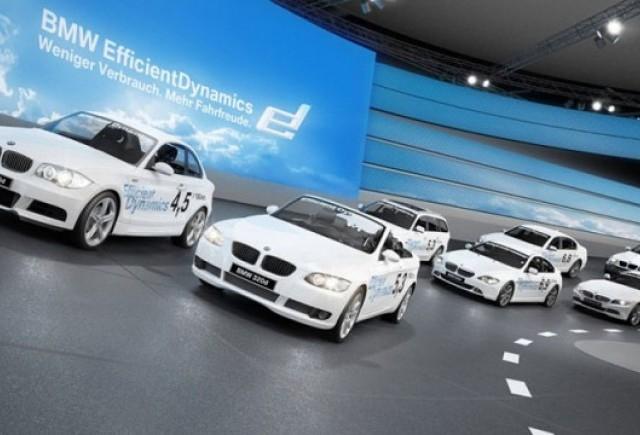 BMW isi va prezenta noutatile de la Frankfurt pe o pista de teste