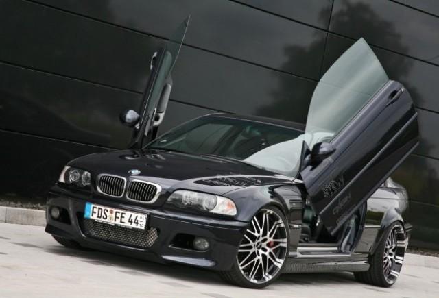 BMW M3, preparat de nemtii de la Kneibler!
