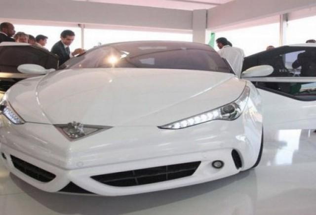 Presedintele Libiei, designerul celei mai sigure masini din lume?