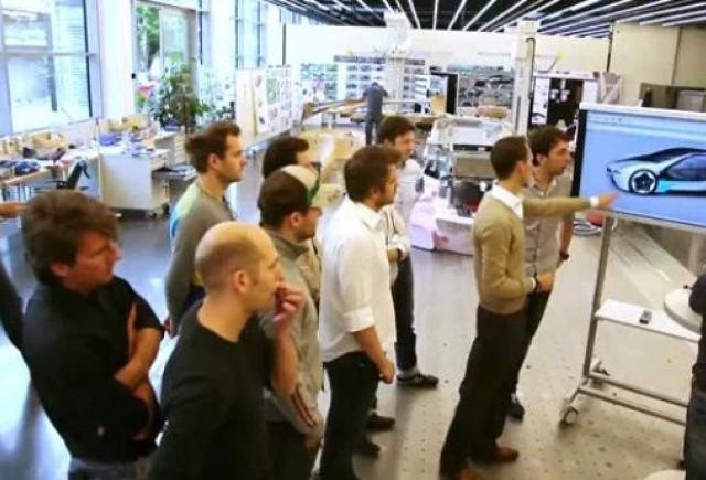 VIDEO: BMW povesteste cum s-a nascut conceptul Vision