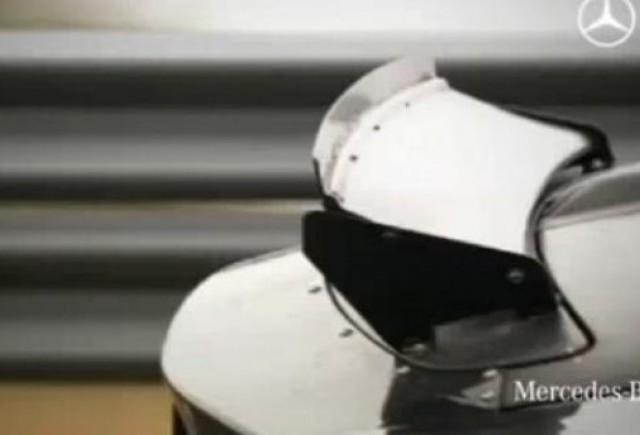 VIDEO: Promo la Mercedes SLS AMG