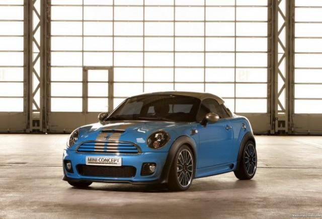 E oficial: Mini confirma productia conceptului Coupe