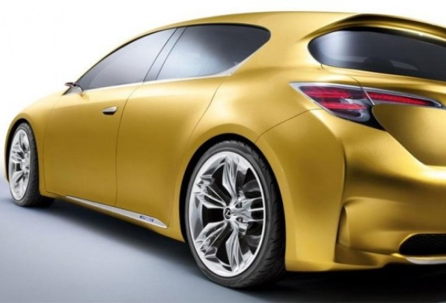 Lexus la Salonul Auto de la Frankfurt