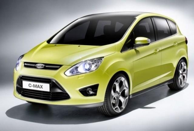 Iata noul Ford C-MAX!