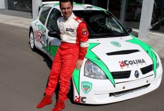 Florentin Petre debuteaza in motorsport
