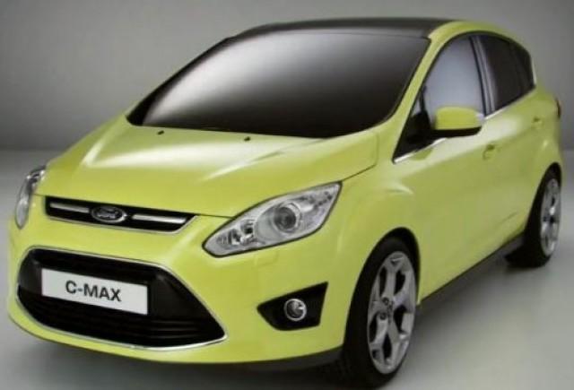 VIDEO: Noul Ford C-Max se prezinta
